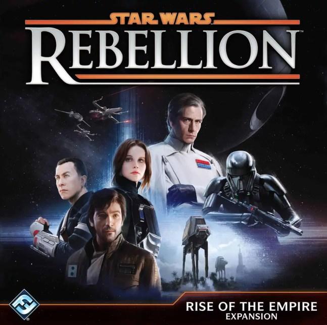 Star wars rebellion Rise of the Empire uitbreiding