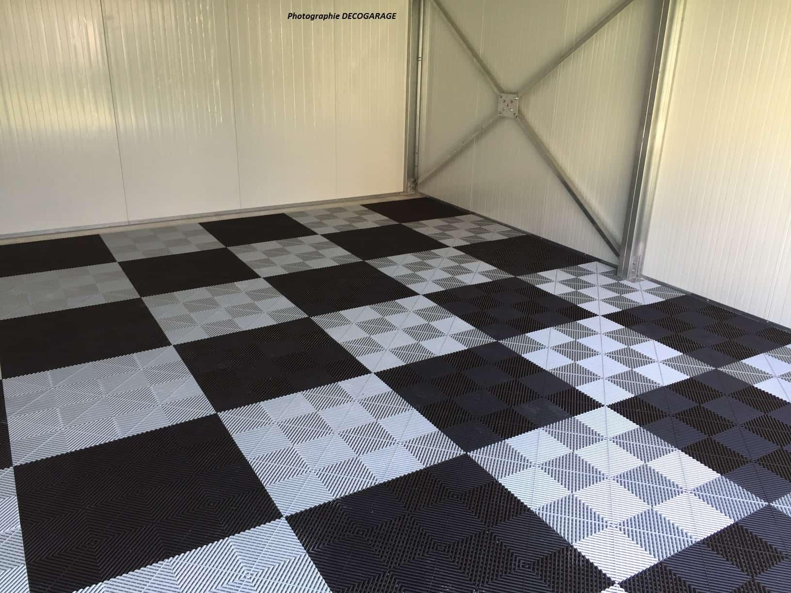 dalle de sol pour garage particuliers et professionels sol garage