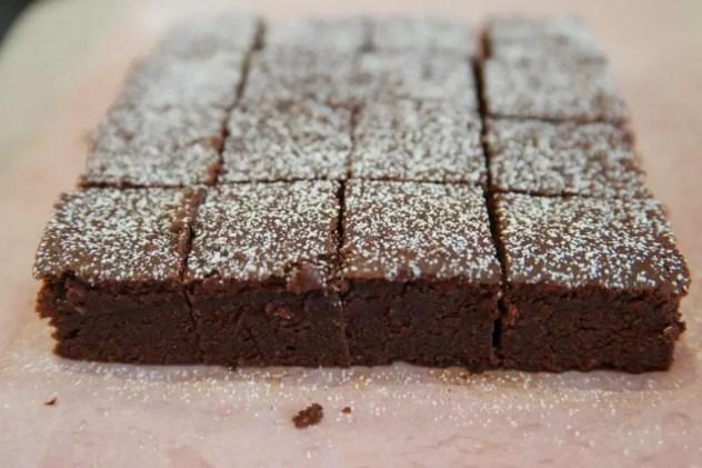 Moelleux Surprise Au Chocolat Sans Beurre Et Sans Gluten 1 2 3
