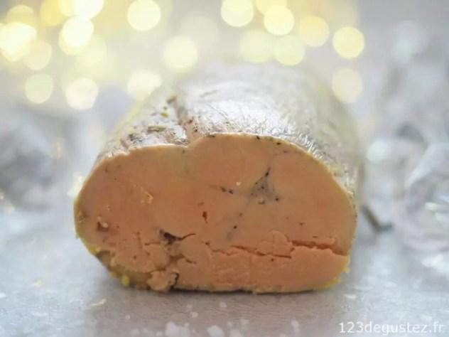recette foie gras maison