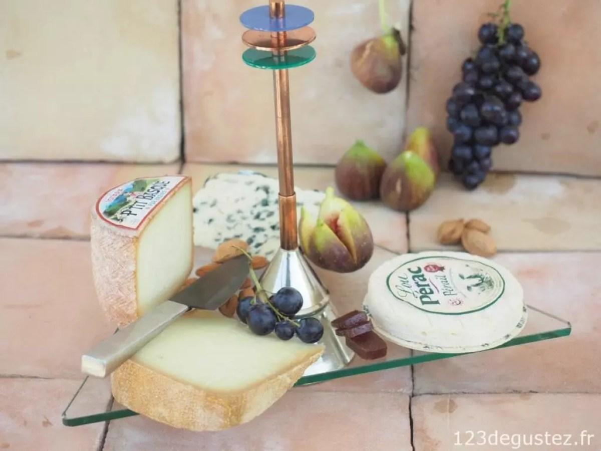 plateau de fromage idéal