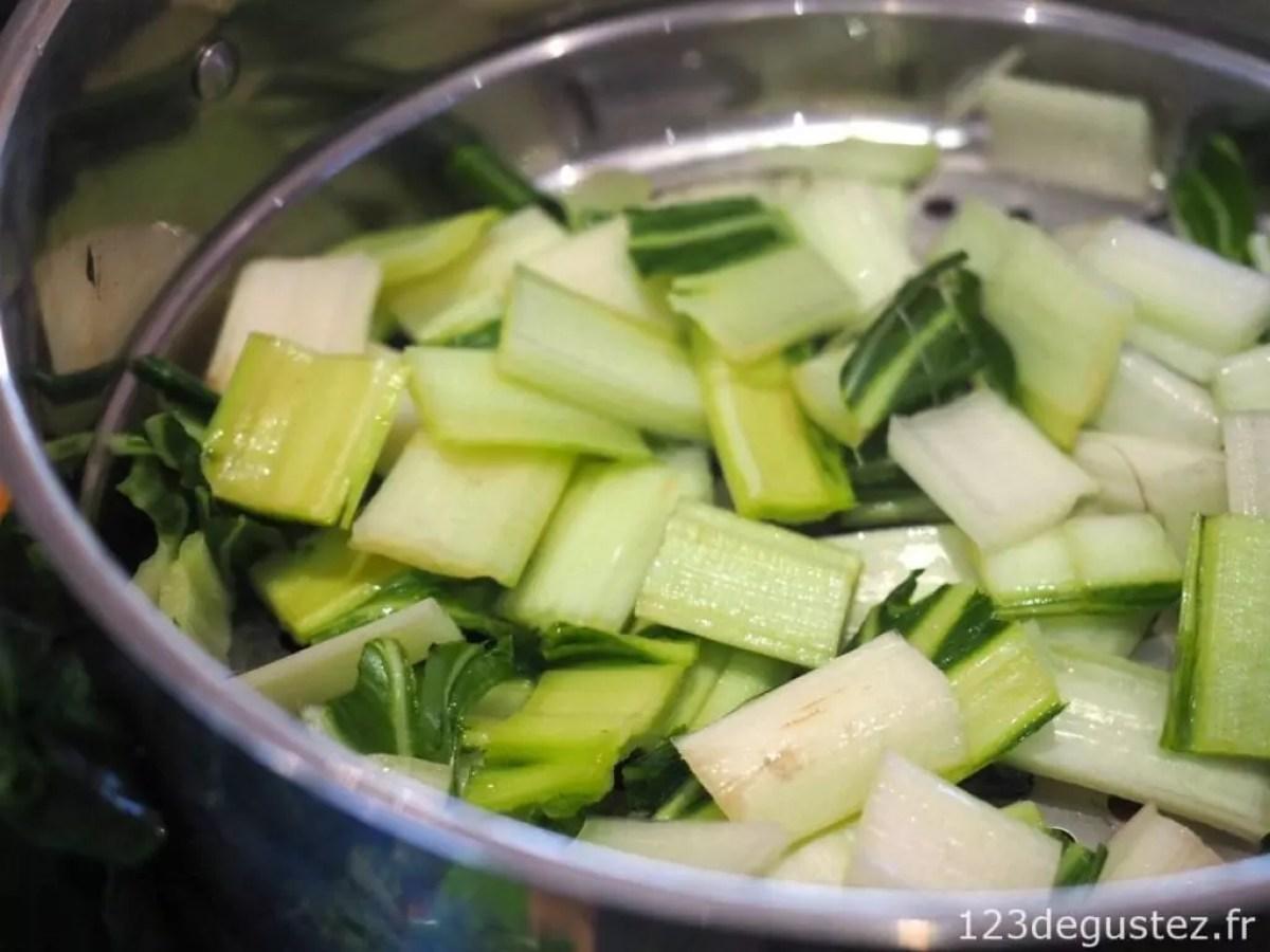 cuisiner les bettes