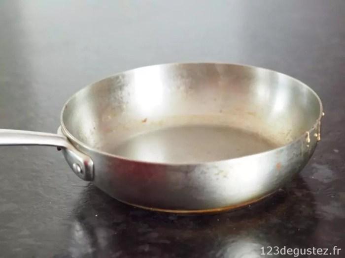 crêpes sans lait de vache