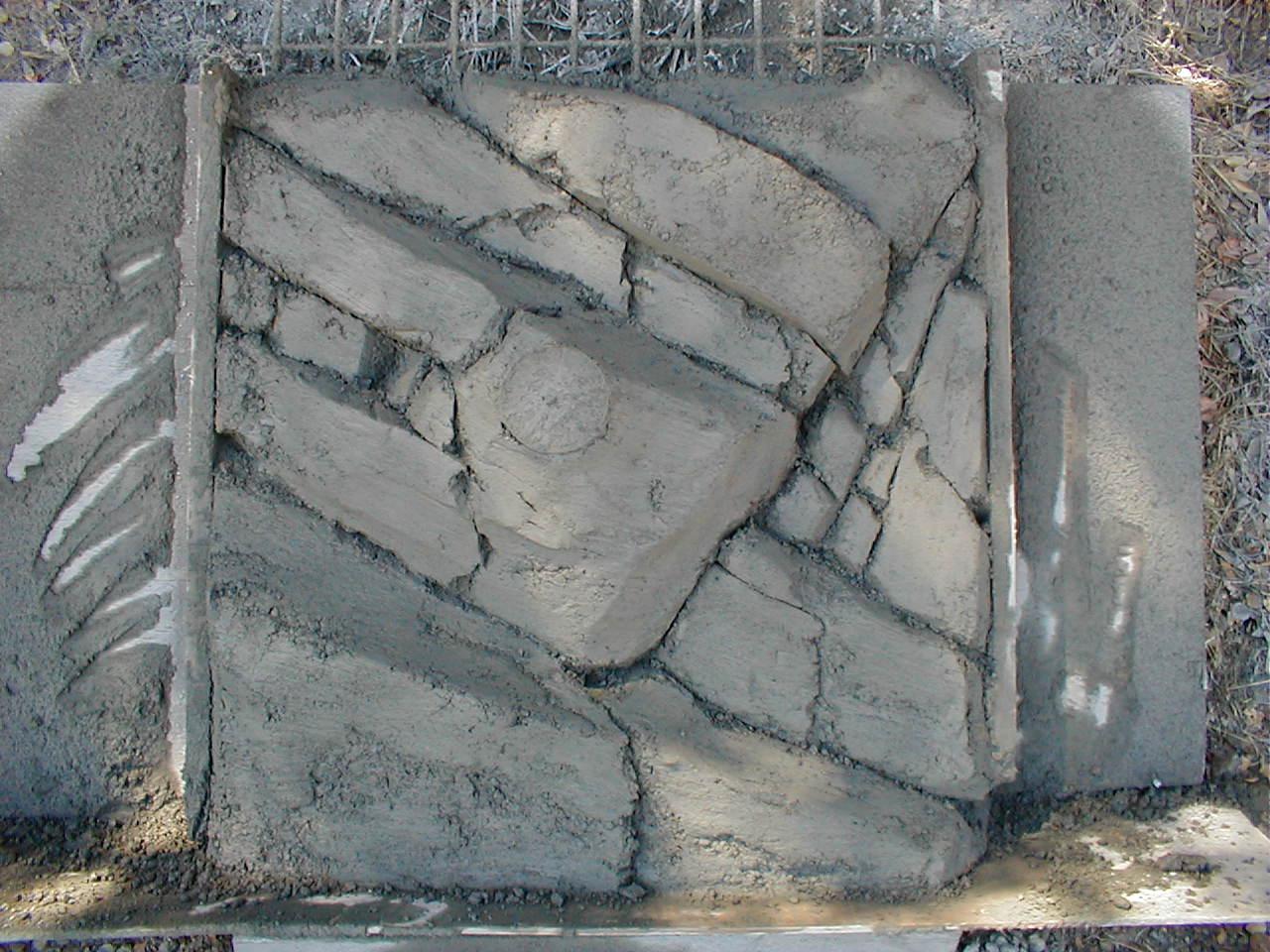Whites Hill Soil NailShotcrete Retaining Wall Photos