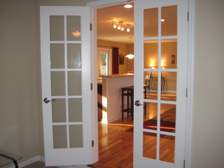 Bonus Room Door