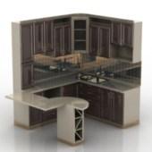 European Kitchen Cabinet Design