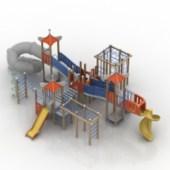 Playground Free 3dmax Model