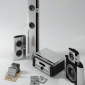 Speaker Combination