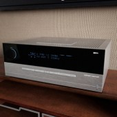 Home Stereo Amplifier