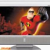 Sony Thin TV Free 3dMax Model