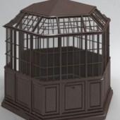 Enclosed Pavilion