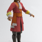 The Male Red Nobility