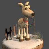 Reindeer C4d Formats