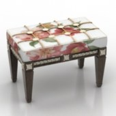 Flowers Bench Furniure