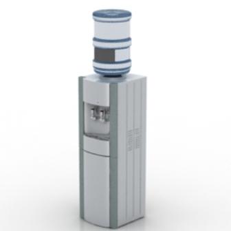 Water Dispenser Free 3dmax Model