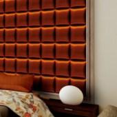 Brown Bedroom Decoration