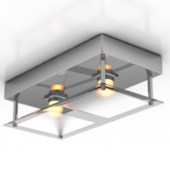 Kitchen Ceiling Free 3dmax Model