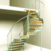 Spiral Staircase  Scene