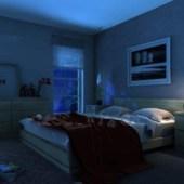 Modern Ultra-simple Quiet Bedroom