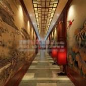 Chinese Antiquity Corridor