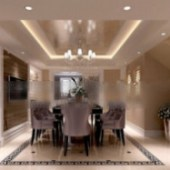 Penthouse Living Room Buildings