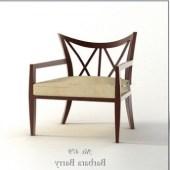 Creative Chair Free 3dmax Model