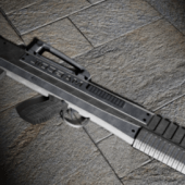 Fantasy Rifle Gun Carbine M-45e7
