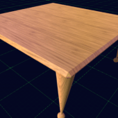 Wood Table Wooden Material