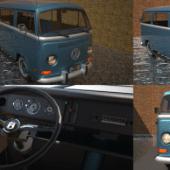 Vw Van T2