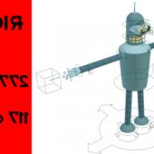 Bender Futurama Rig