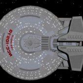 Apollo Class Spaceship