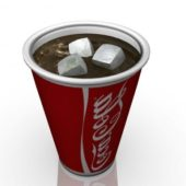 Cola In Takeaway Cup