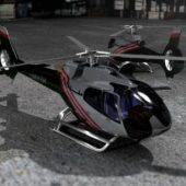 Helicopter N916mu