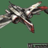 Star Wars™ Arc-170 Fighter