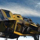 Falcon T45 Rescue Ship