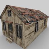 Abandoned Cottage House