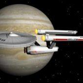 U.s.s. Enterprise  Ncc 1701