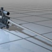 Bm L15a Sniper Revolver Gun