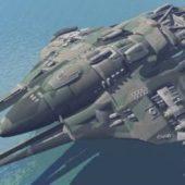 Starcruiser Military