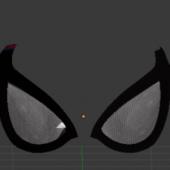 The Amazing Spiderman 2 Glasses