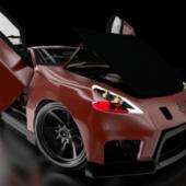 Nissan 370z Car