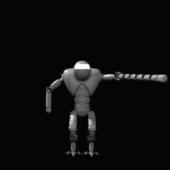 Robot Fighter