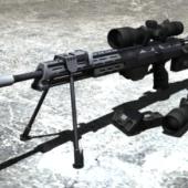 Dsr50 Gun