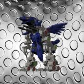 Fuzor Dragon Character