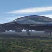 Fury Space Shuttle