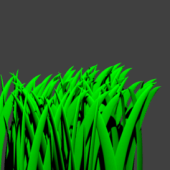 Grass (low- To Highpoly)