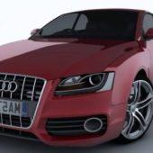 Audi S5 Car