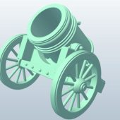 Black Powder Cannon V1