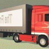 Truck Daf Xf