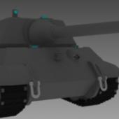 Jagdtiger Tank